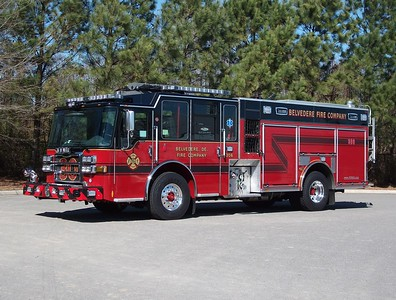 Rescue Pumper 306