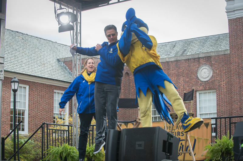 Delaware First Festival Campaign