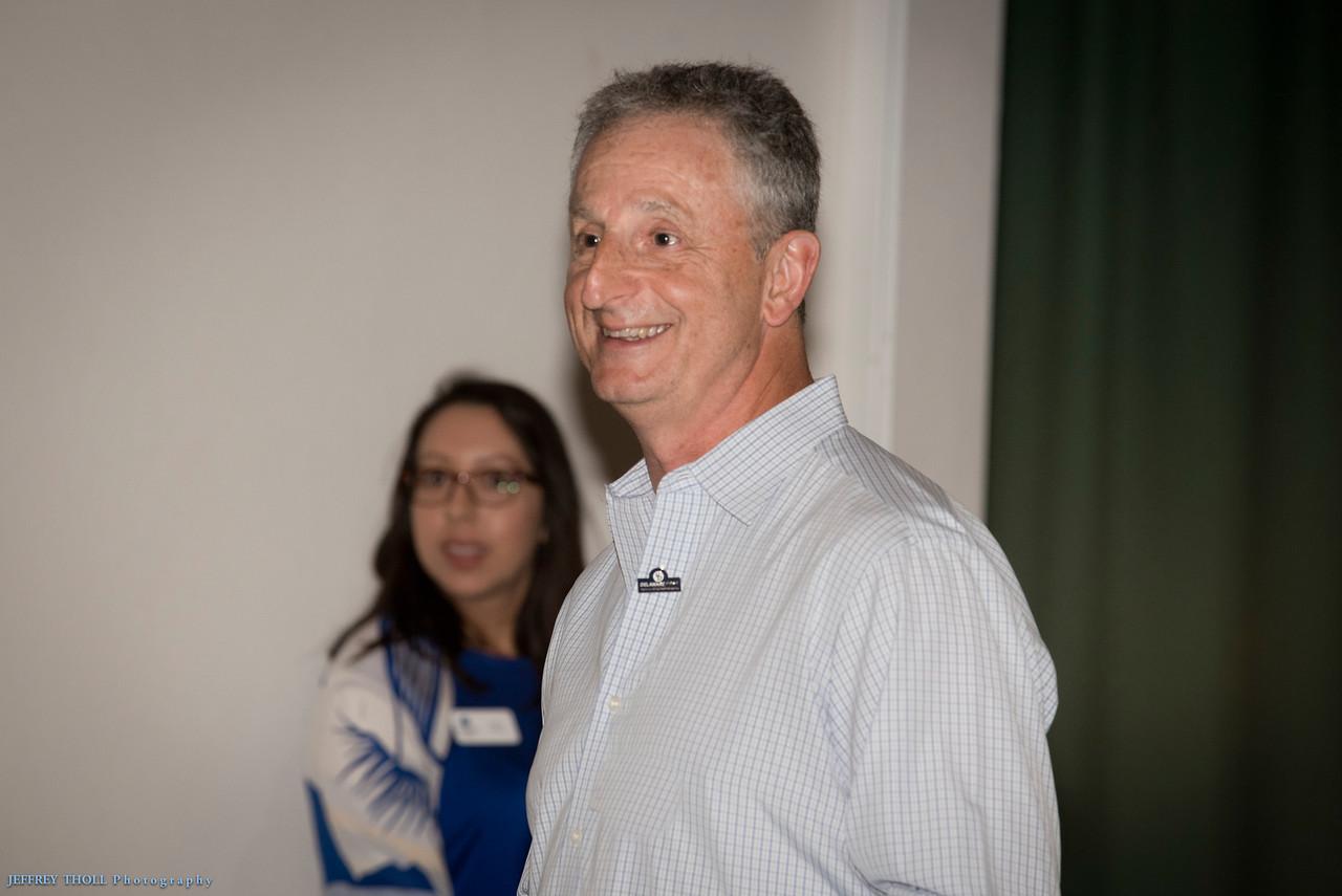 University of Delaware | Delawrae First Campaign Tour | Boca Raton Reception