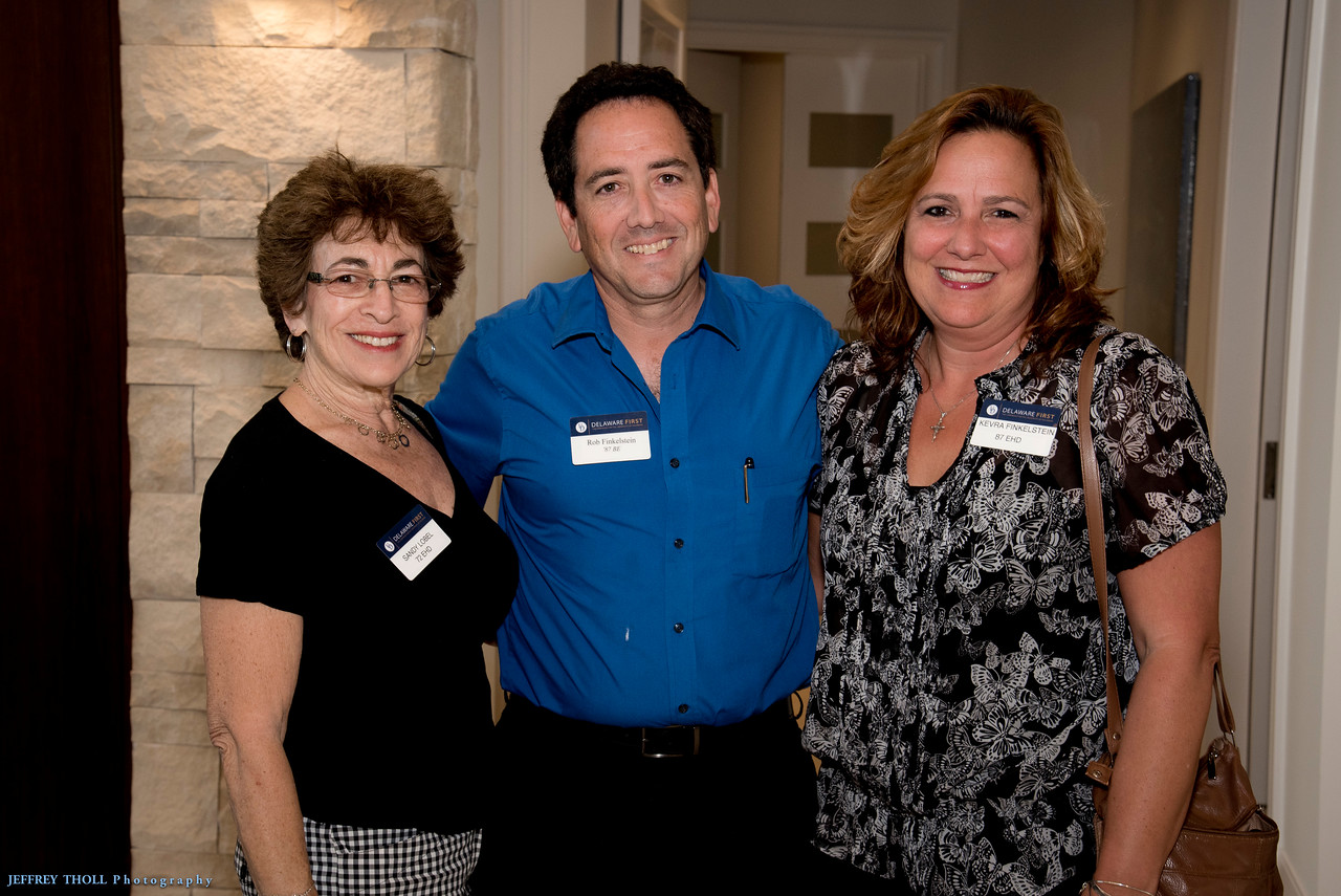 University of Delaware | Delawrae First Campaign Tour | Boca Raton Reception