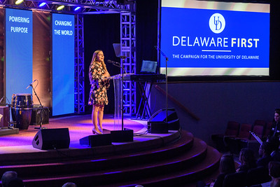 Delaware First Campaign Launch - 11/10/17
