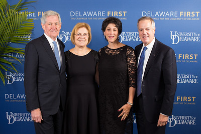 Delaware First Reception at Clayton Hall