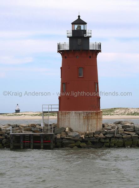 Delaware Breakwater Lighthouse