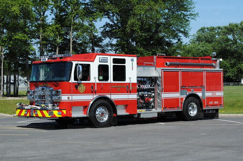 Harrington Engine 504: 2015 Pierce Enforcer 1500/1000/30F