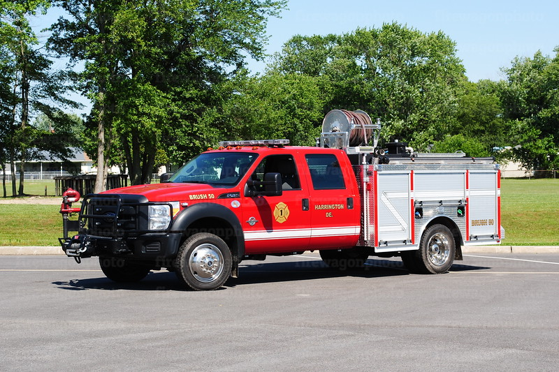 Harrington Brush 50: 2012 Ford F450/Rosenbauer/DPC 375/200/30A