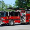Belvedere Fire Company<br /> Squirt-30<br /> 1993/2010 Pierce Lance 2000/750/50F/65'<br /> Photo by: Alex M. Poitevien Jr.