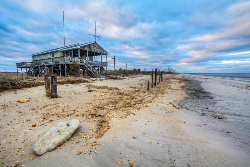 Bowers Beach, Delaware, USA