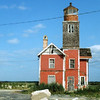 In 1911 an acetylene light was placed into the lantern to automate the light. Since a full time keeper was no longer necessary, the Lighthouse Service paid a custodian $1 a year to live at the station to deter vandals and maintain the grounds.