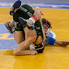 Tyler Vazquez of Delbarton (106) Beats Dylan Acevedo of Sayreville at the NJSIAA State Wrestling Finals in Atlantic City, NJ