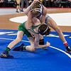 Cross Wasilewski of Delbarton (113) Beats Hunter Horsey of Oakcrest at the NJSIAA State Wrestling Finals in Atlantic City, NJ