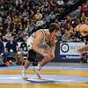 (220) PJ Casale of Delbarton wins State Championship vs Kyle Jacob of Paramus