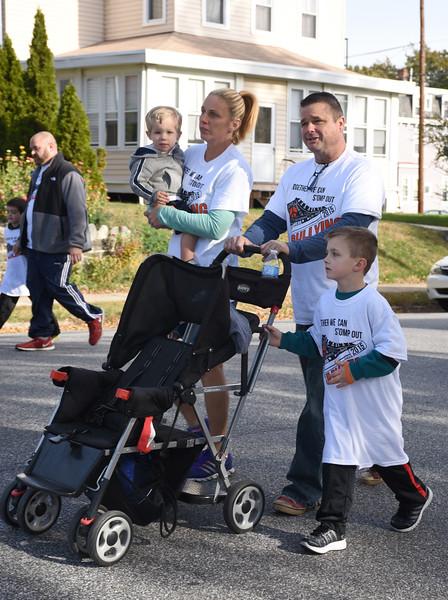 PHOTOS: Bully Awareness Walk in Norwood
