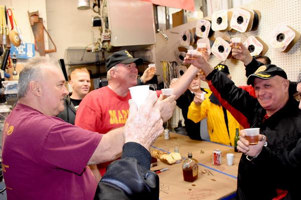 PHOTOS:  Marines celebrate 240 years