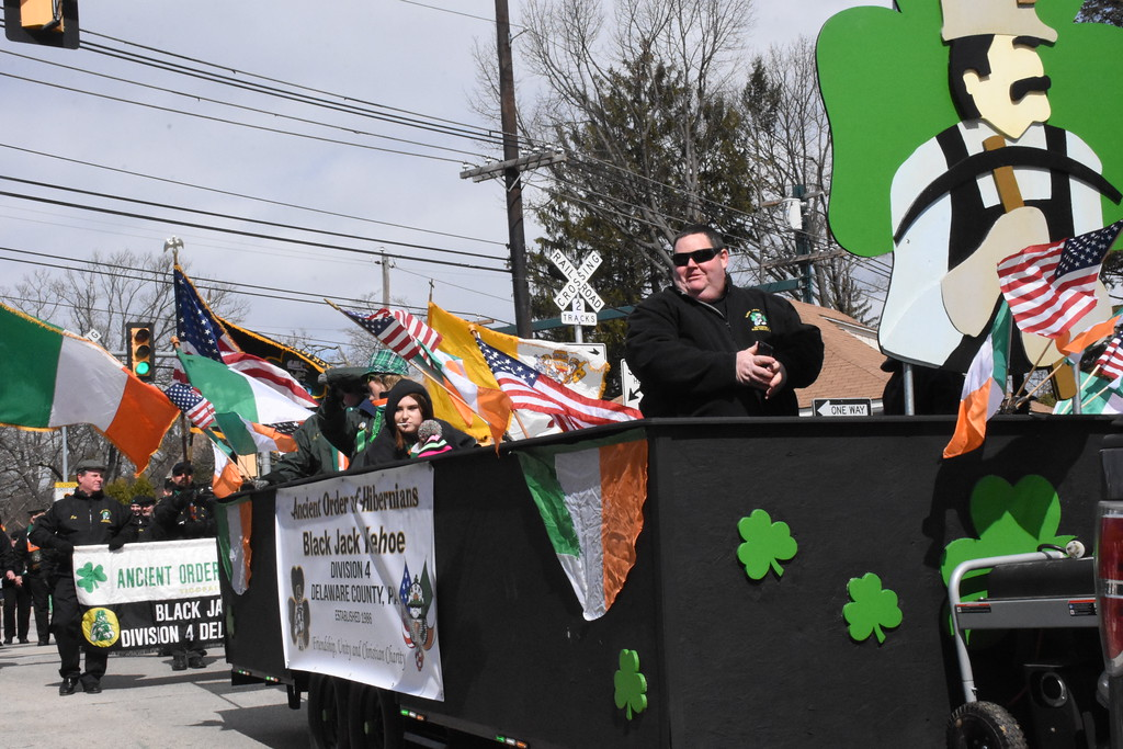 . Anne Neborak-Digital First Media The annual Springfield St. Patrick\'s Day Parade brings out the Irish in us all .
