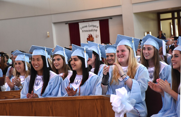 PHOTOS: Villa Maria Academy Grads