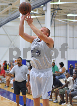 Delco Pro/Am Basketball 2011