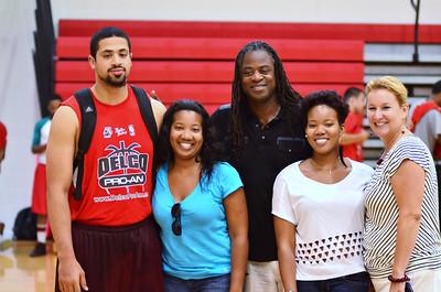 Delco Pro/Am Basketball 2012
