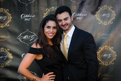 Marisa & Giuliano got married!! Guests on the Red Carpet!