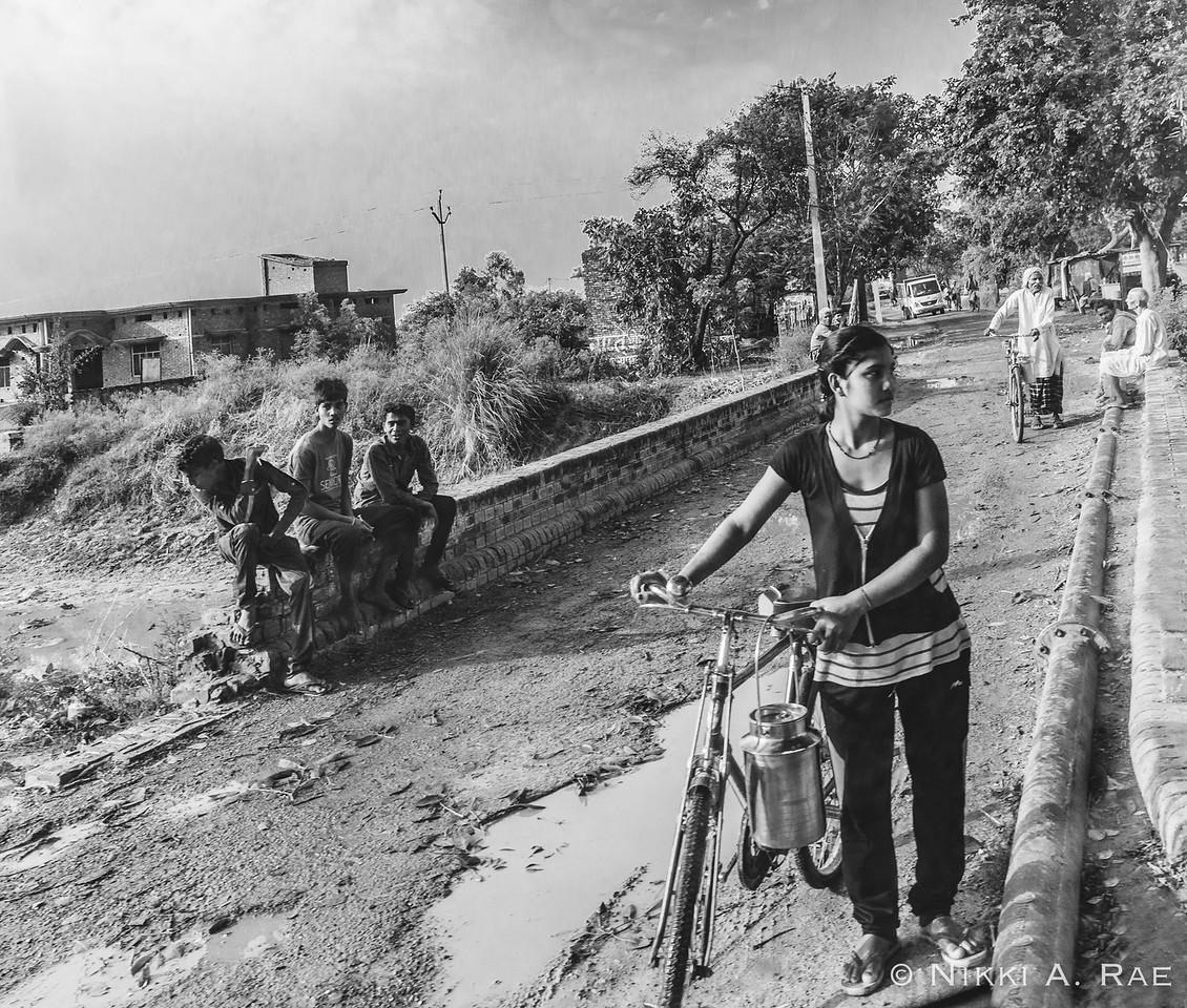 Travel Day Intrepid Varanasi to Lumbini 05 27 2-2