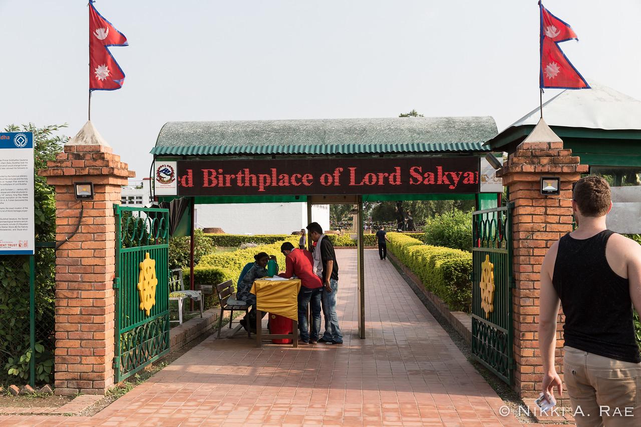 Travel Day Intrepid Varanasi to Lumbini 05 27 2-7