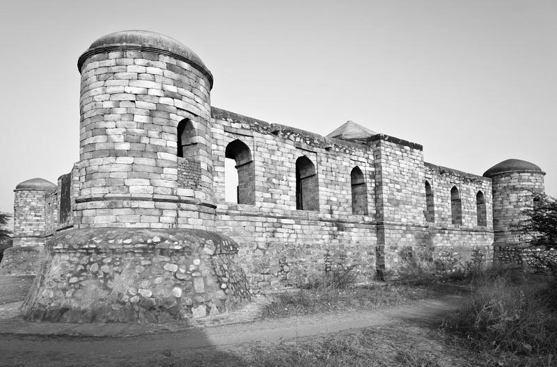Sultan Ghari's Tomb (1231)