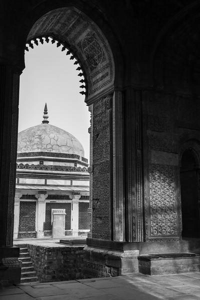 Tomb of Imam Zamin, Qutb Minar Complex (1539)