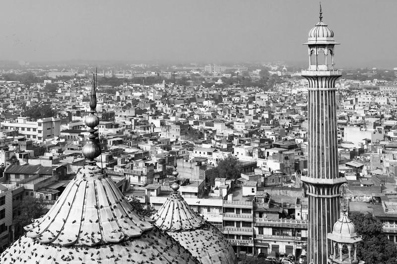 Jami Masjid, Shahjahanabad (1650-56)