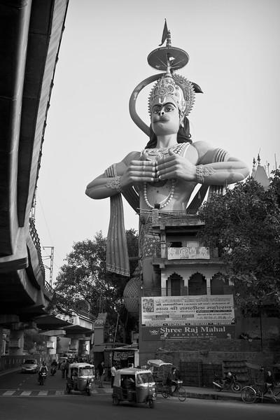 Hanuman Mandir, Karol Bagh (20th Century)