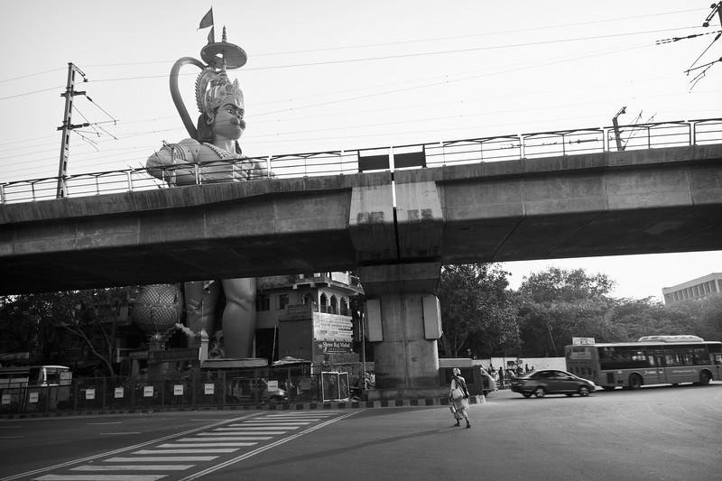 Hanuman Mandir in Karol Bagh