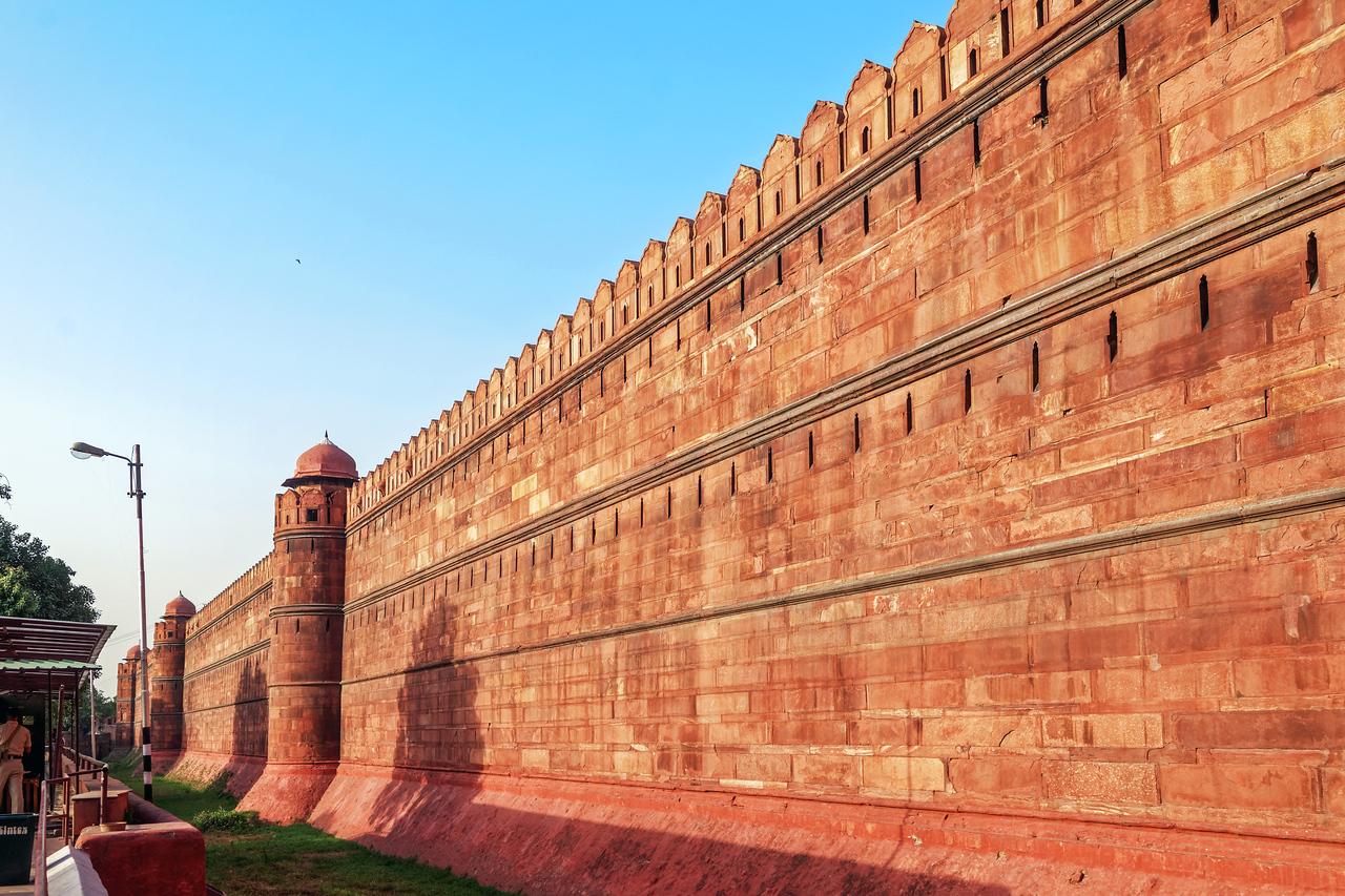 The Red Fort Complex  Delhi, India