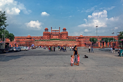 The Red Fort Complex  Delhi, India