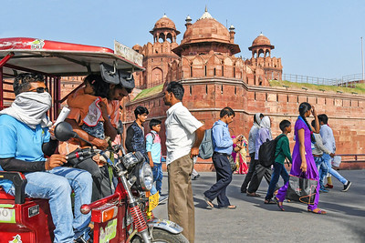 The Red Fort Complex Delhi