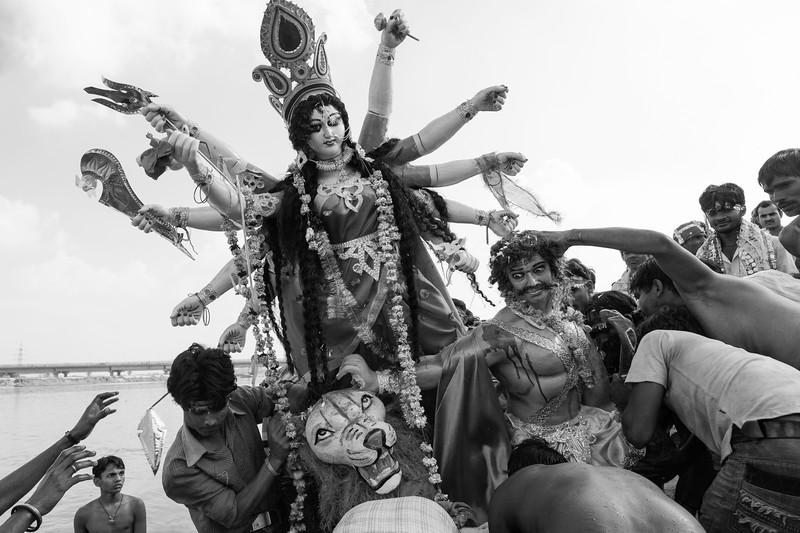 Durga Puja, Yamuna Ghat