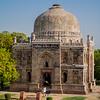 Shisha Gumbad, Lodhi garden, New Delhi, India