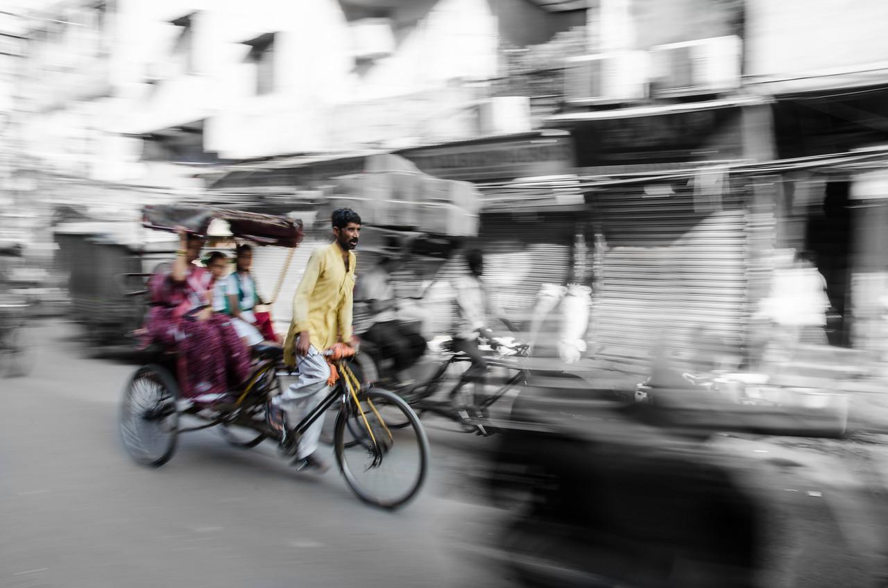 FERRARI OF OLD DELHI, DELHI, INDIA, 2017.