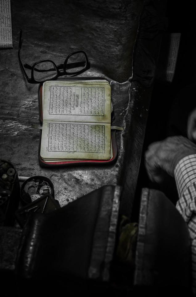 FAITH, DELHI, INDIA, 2017.