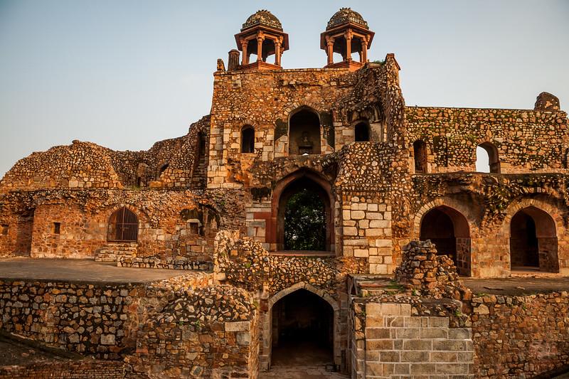Purana Quilla, Delhi, India