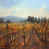 vi-33 Autumn Vineyard June