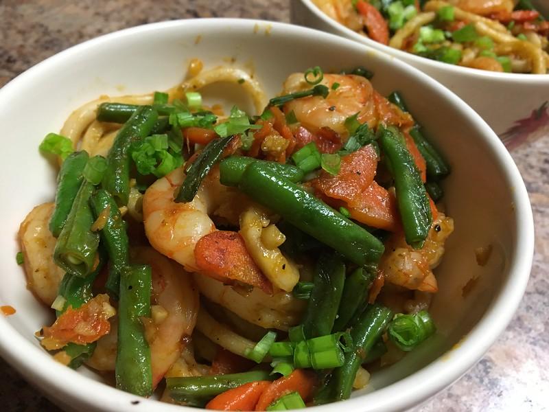 Shrip Lo Mein