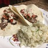 Acapulco Steak Tacos with pico de gallo and cilantro-lime rice