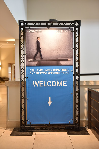 Dell-EMC & VMware HCI event – 23.1.2018