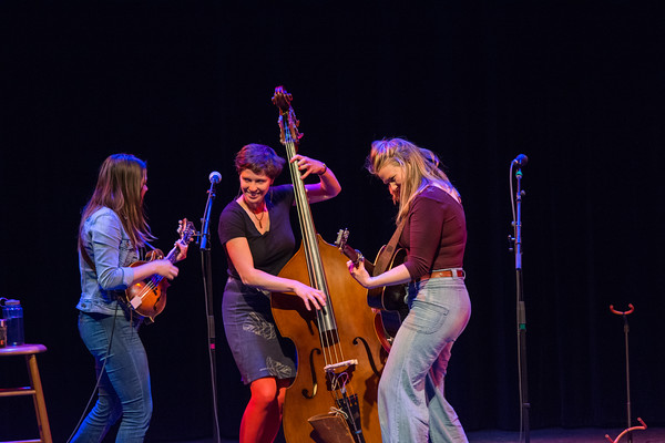 Della Mae at Chandler Center for the Arts