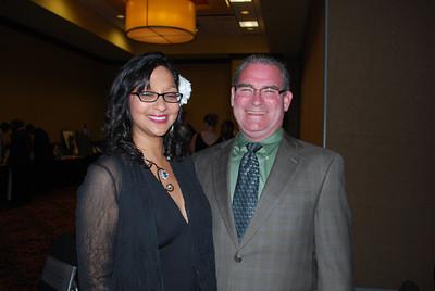 Michele Australie and Matthew Casey