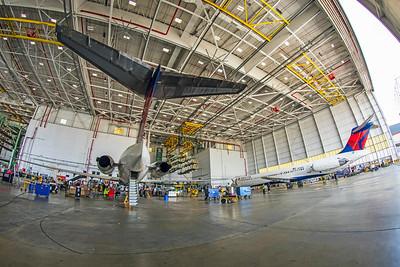 Delta Air Lines McDonnell Douglas MD-88 N918DE 7-5-18 2