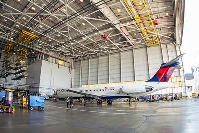 Delta Air Lines McDonnell Douglas MD-88 N918DE 7-5-18