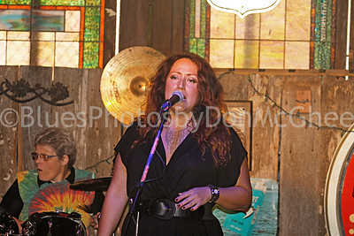 Carol Dierking, Julia Magness Blues Women International Recording Project I Hopson Plantation Clarksdale MS