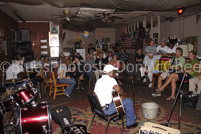 Red's Juke Joint - interior Clarksdale, MS
