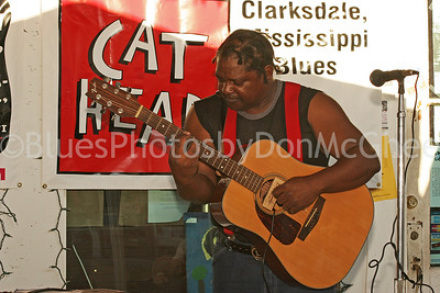 "Louis Arzo ""Gearshifter"" Youngblood Cat Head, Clarksdale MS"