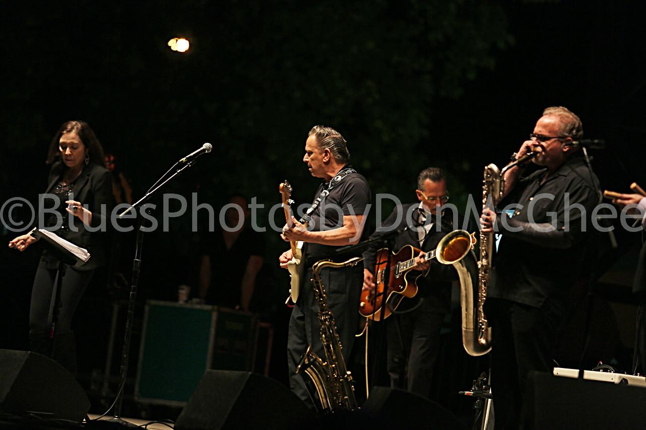 Jimmie Vaughan band