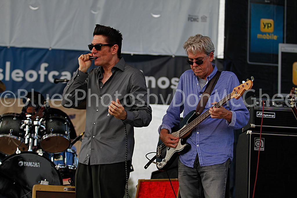 Bob Corritore w/Sterling Billingsley Band